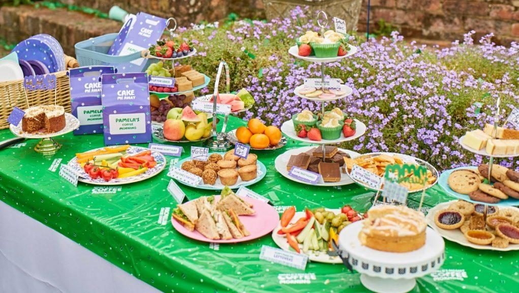 Macmillan Cancer Support: The annual coffee morning event has seen a 75% drop in registrations across Scotland.