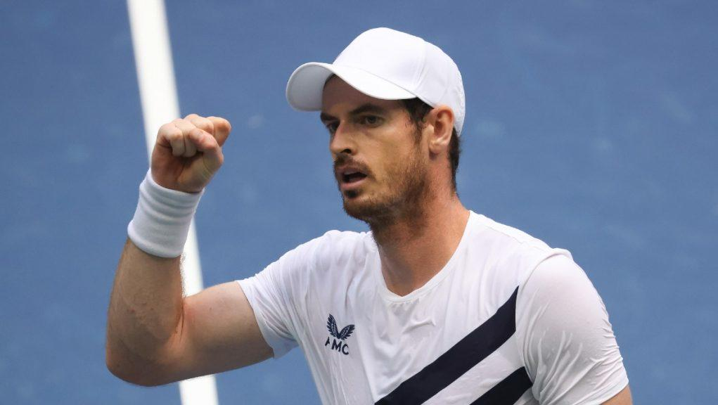 Murray is a five-time Australian Open finalist.
