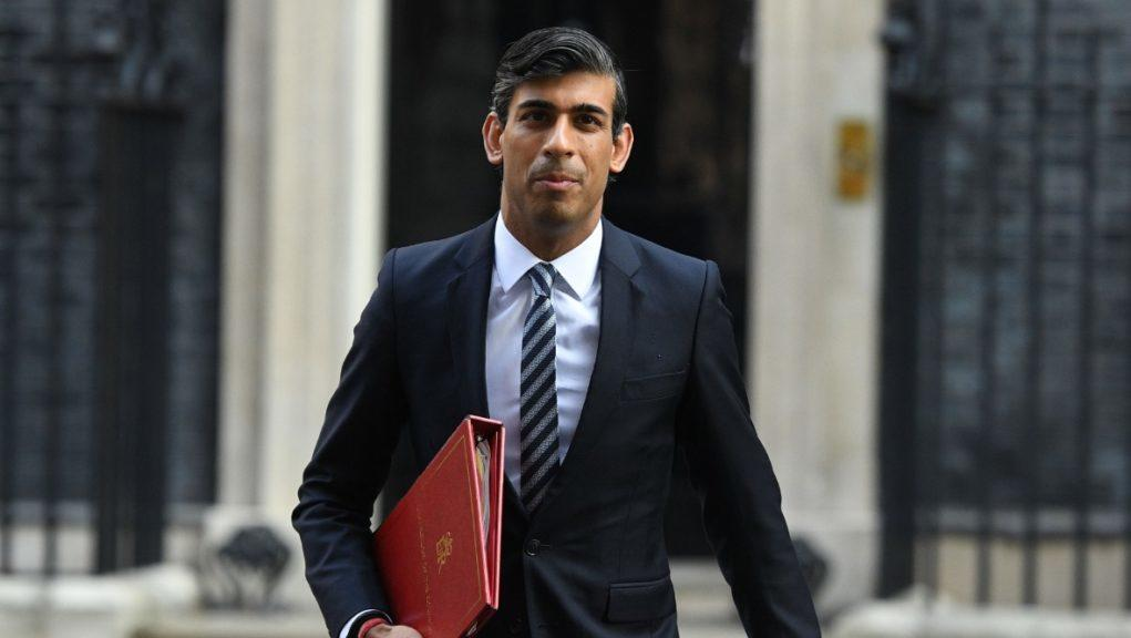 Chancellor: Rishi Sunak to speak to Commons later.