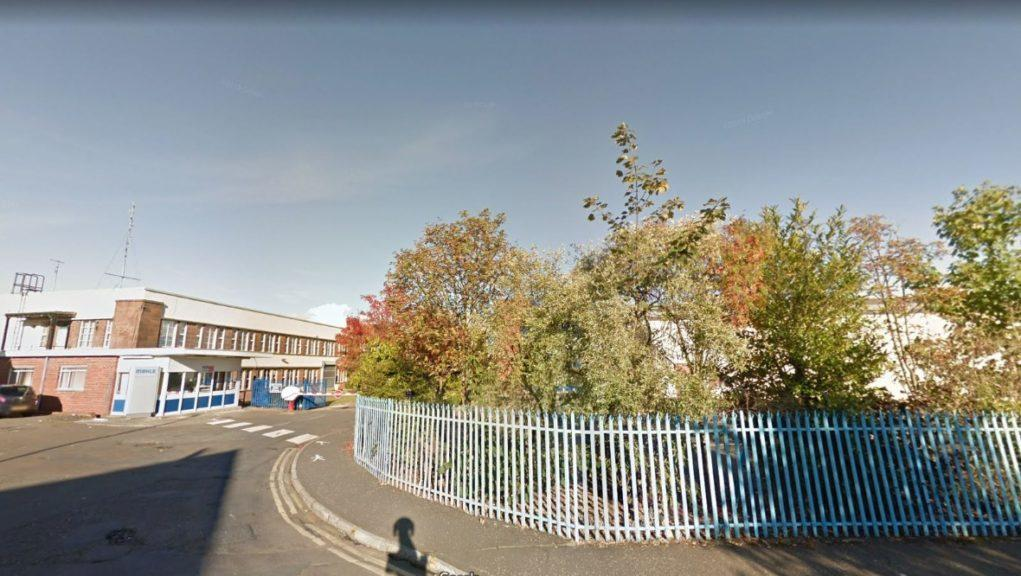 German firm is cutting jobs at its plant in Kilmarnock.