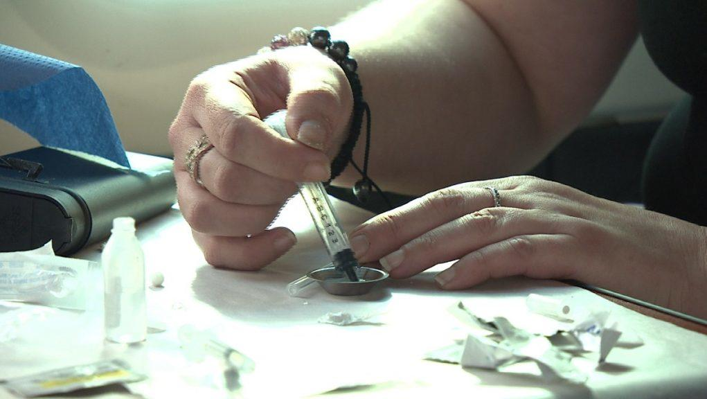 Drugs: Decriminalisation 'should be seriously considered'.