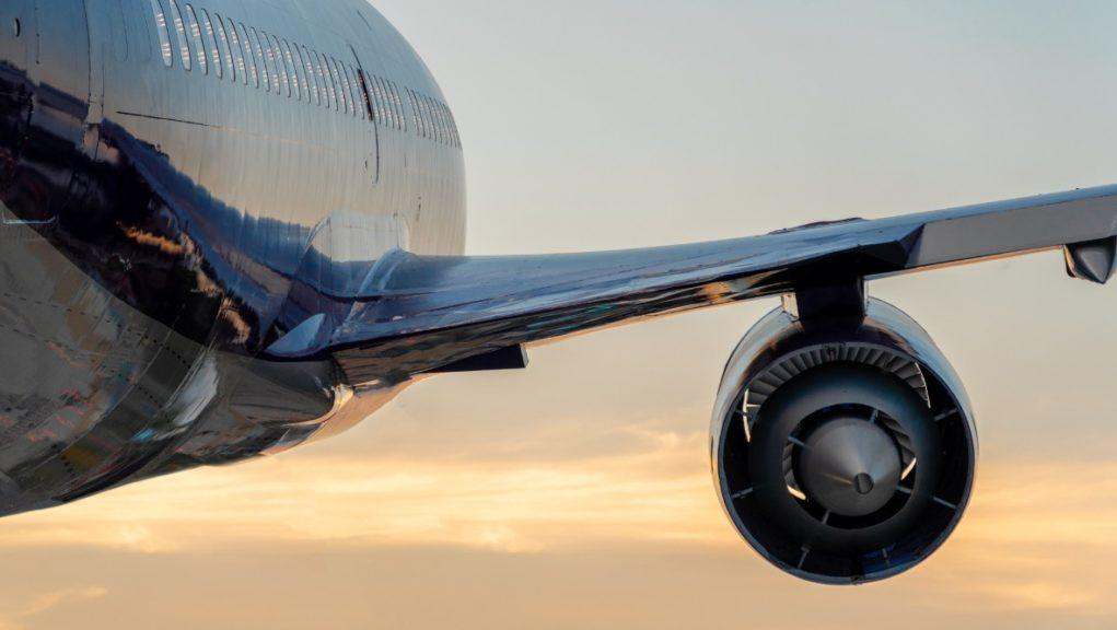 Airplane: The Loganair flight declared an emergency in-flight.