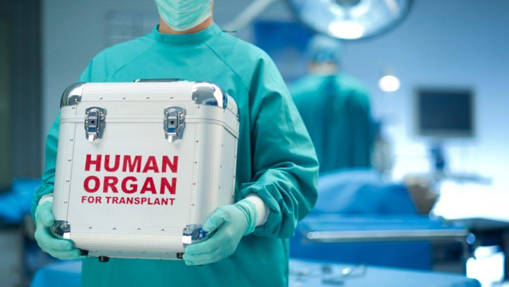 Transplant: Organ donation will become an opt-out system in Scotland next March.