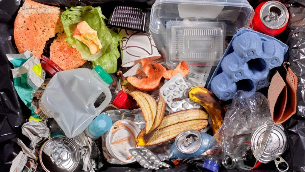 Food waste: Reports show that 10.3 million tonnes of carbon dioxide equivalent were produced in 2018.