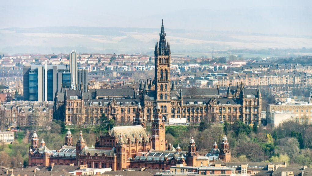 University of Glasgow: More than 600 students are self-isolating following two 'significant clusters'.
