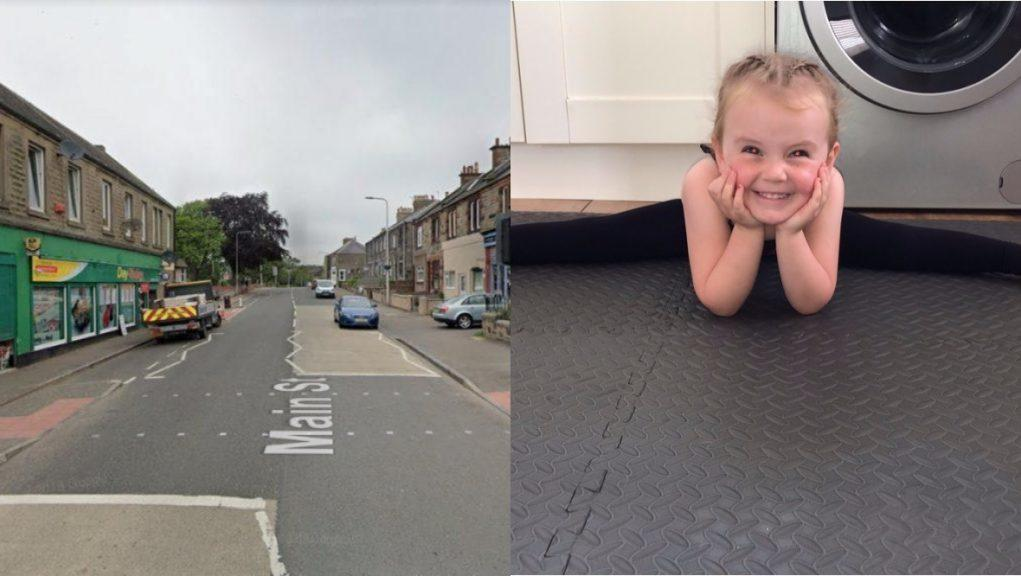 Road safety: Changes to be made on Main Street, Townhill, after Robyn's death.
