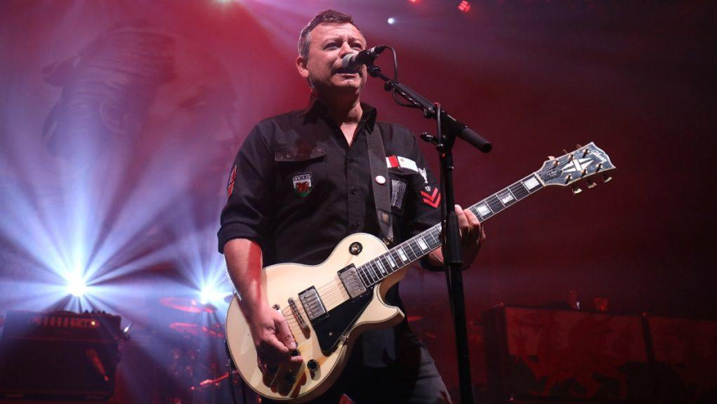Party at the Palace: Manic Street Preachers are part of the line-up for next year.