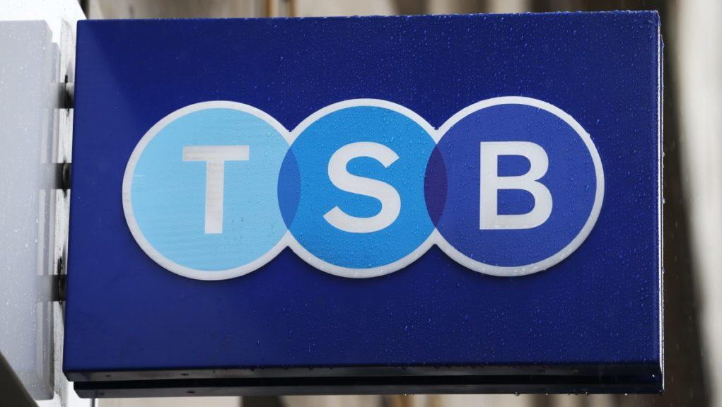 TSB: The bank intends to close 73 branches in Scotland.