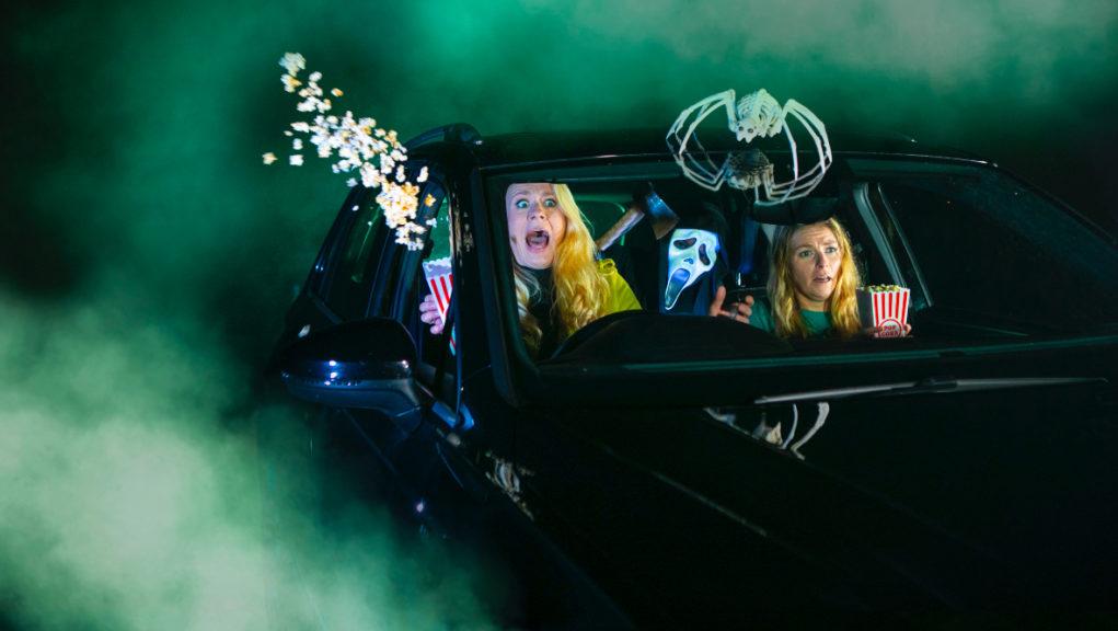Halloween: Movies will be screened at Edinburgh Airport.