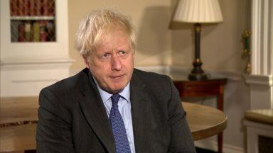 Boris Johnson interview with STV
