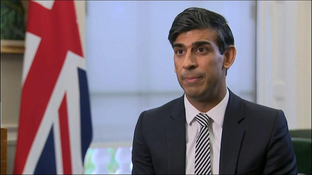 Rishi Sunak: Scottish Government appeals to Chancellor.