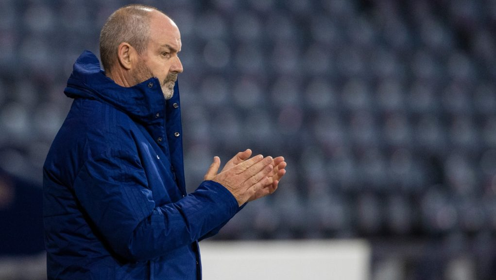Clarke says Scotland showed they have developed a threat in attack.