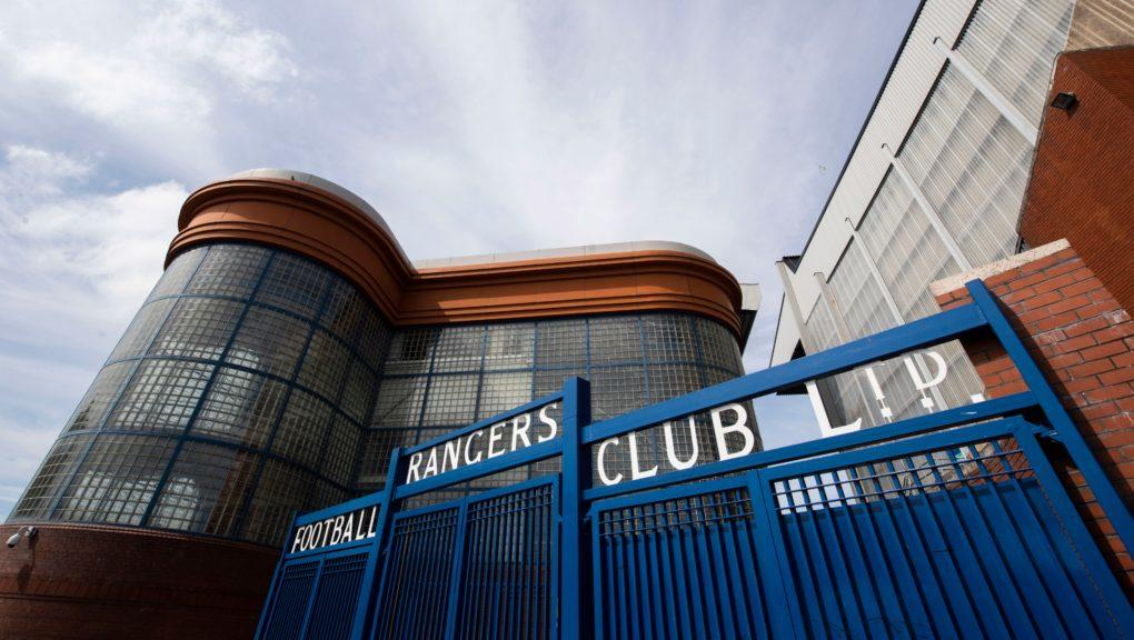 Plans: Rangers fan zone and museum given go-ahead.