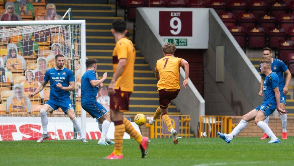 Kilmarnock were due to play Motherwell on Friday night.