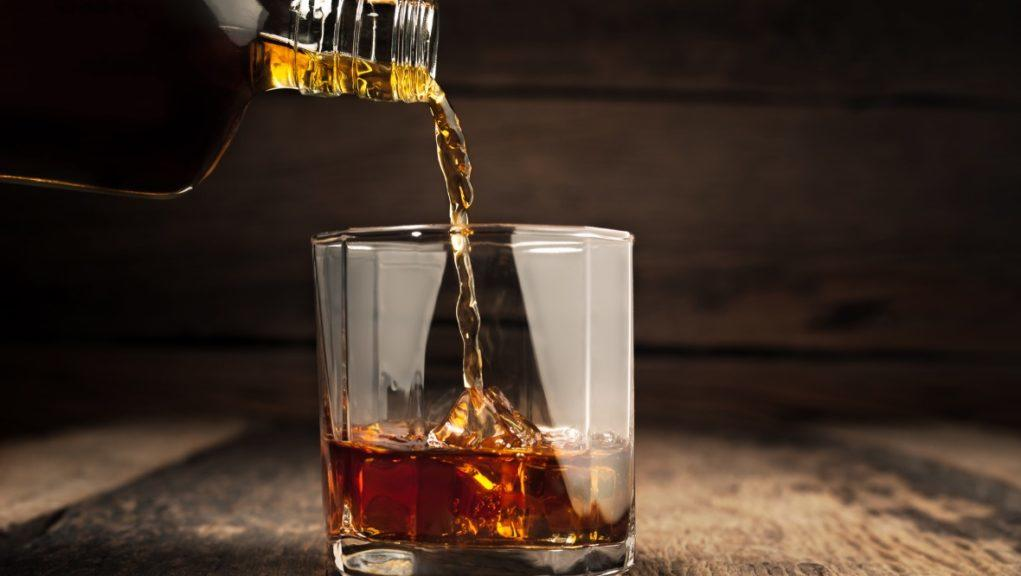 Cheers: Sir Keir Starmer has called on the Government to negotiate with Biden's administration to remove US tariffs on Scotch whisky.