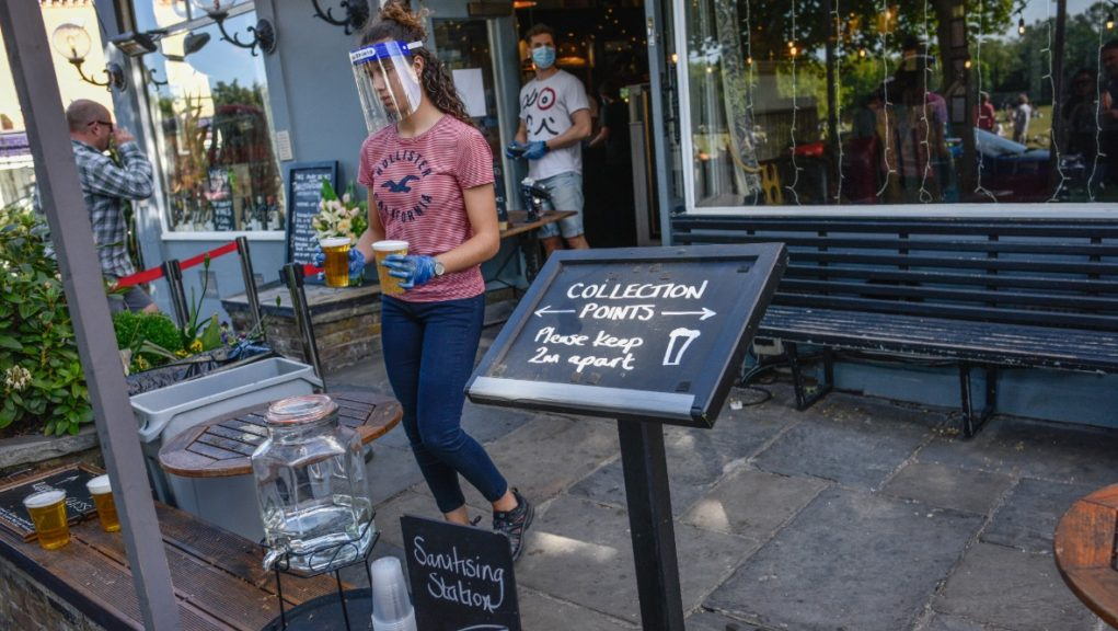 Pub group Marston's is cutting jobs.