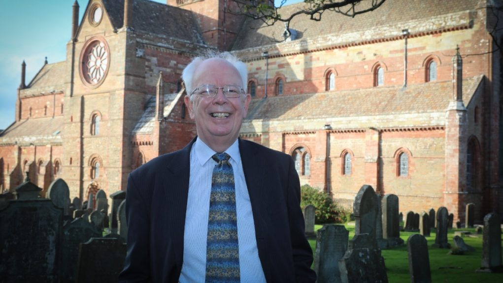 Jim Wallace: The second elder in modern times to take up the Church of Scotland role.