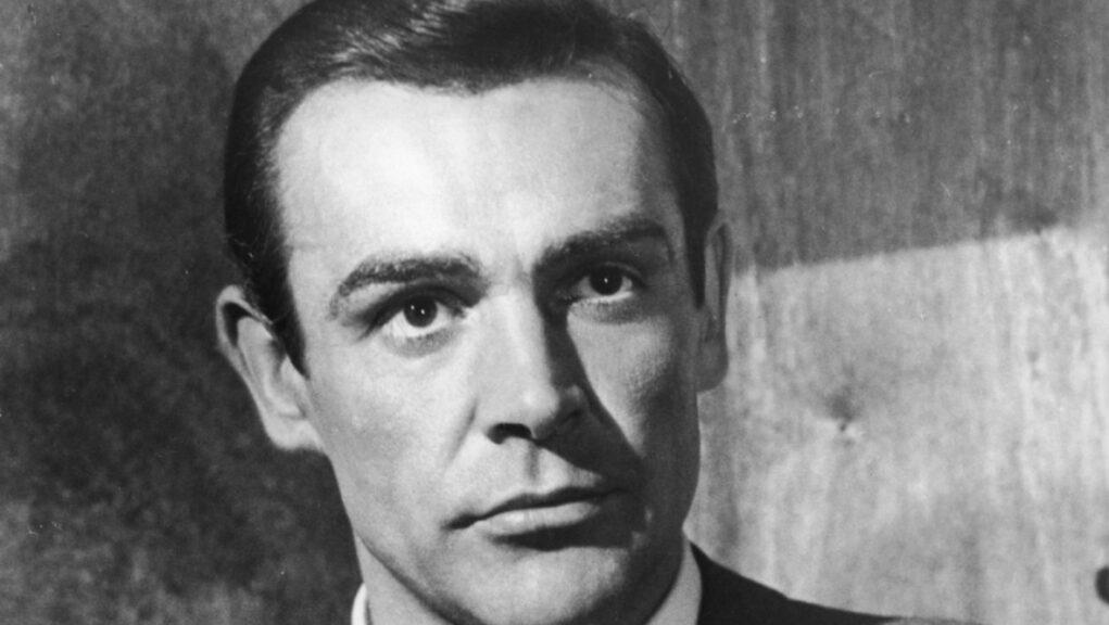 Sir Sean: Suits worn by James Bond legend fetch £7000 at auction.