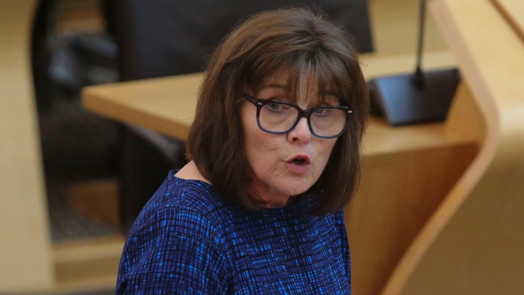 Health secretary: Jeane Freeman expected to announce changes to how people access urgent care.