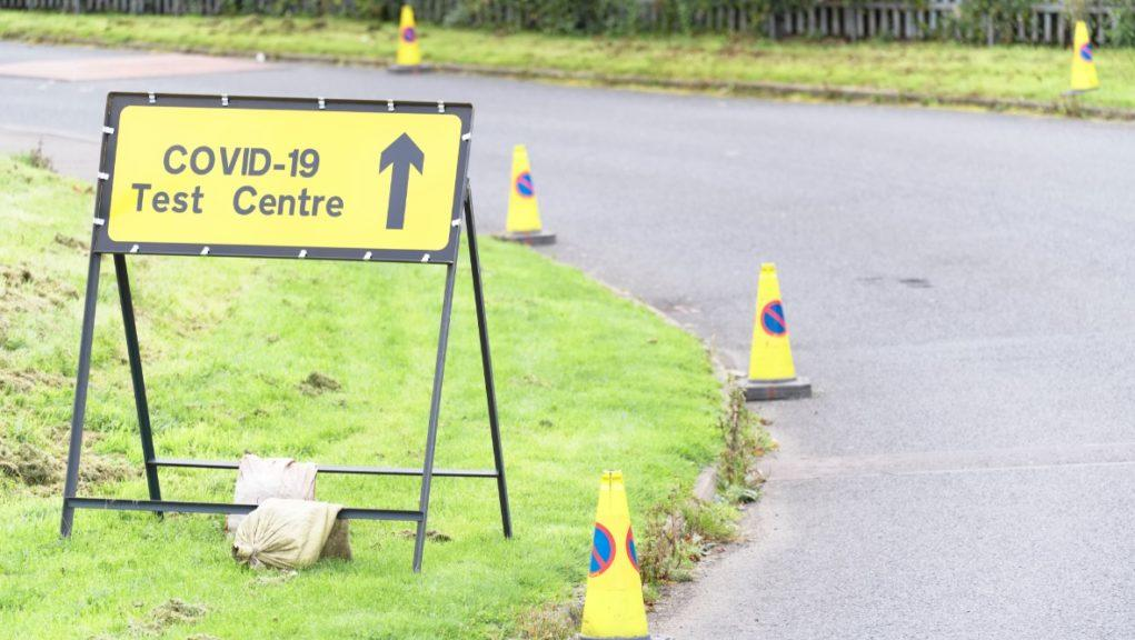 Covid-19: A walk-through testing centre has opened in Inverness.