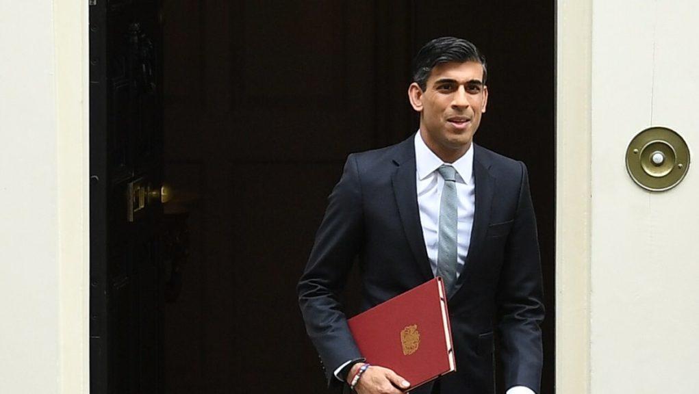 Chancellor: RIshi Sunak to outline next part of job support scheme.