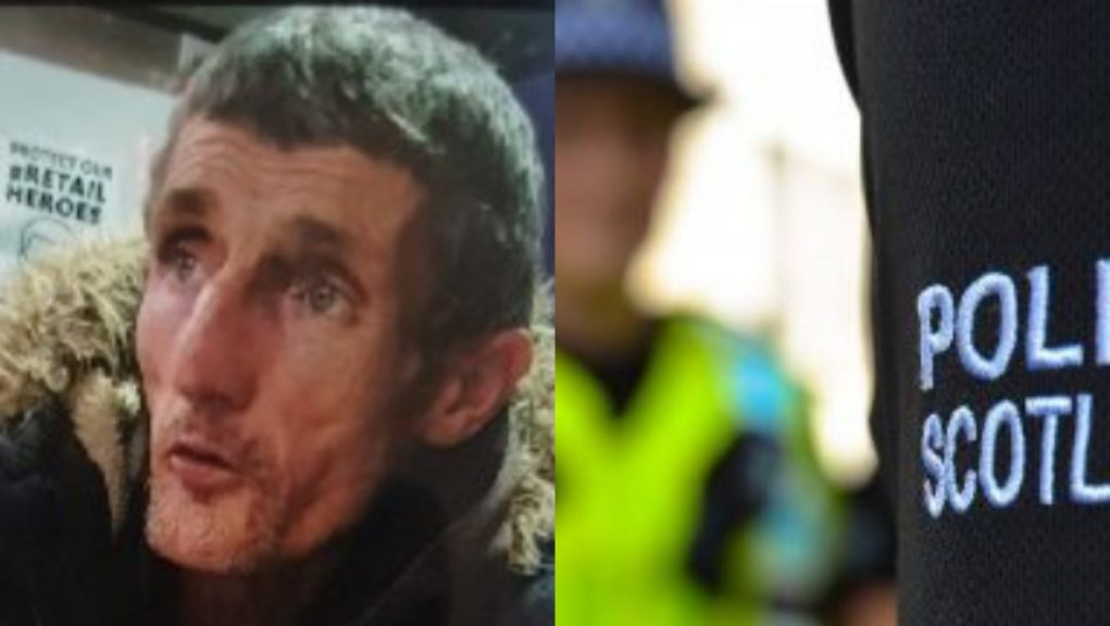 Missing: Scott was last seen in Clydebank.