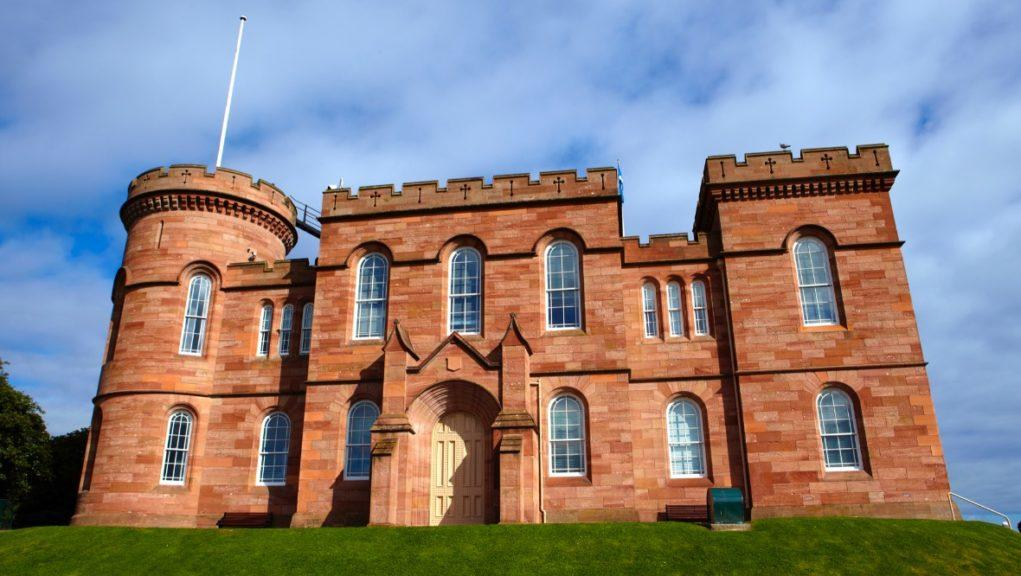 Inverness Sheriff Court: David Collins was handed a Serious Crime Prevention Order.