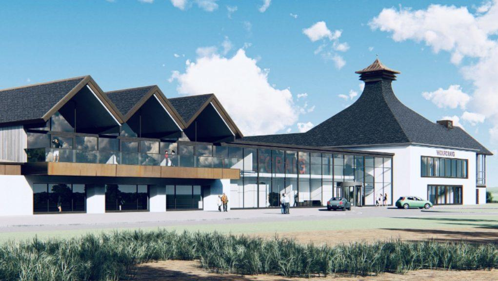 Wolfcraig Distillery: The interactive visitor centre will showcase tales of Scotch whisky and the history of Stirling.