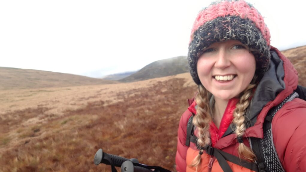 Research: Sophie Barrack is an Aberdeen University student and outdoors enthusiast.