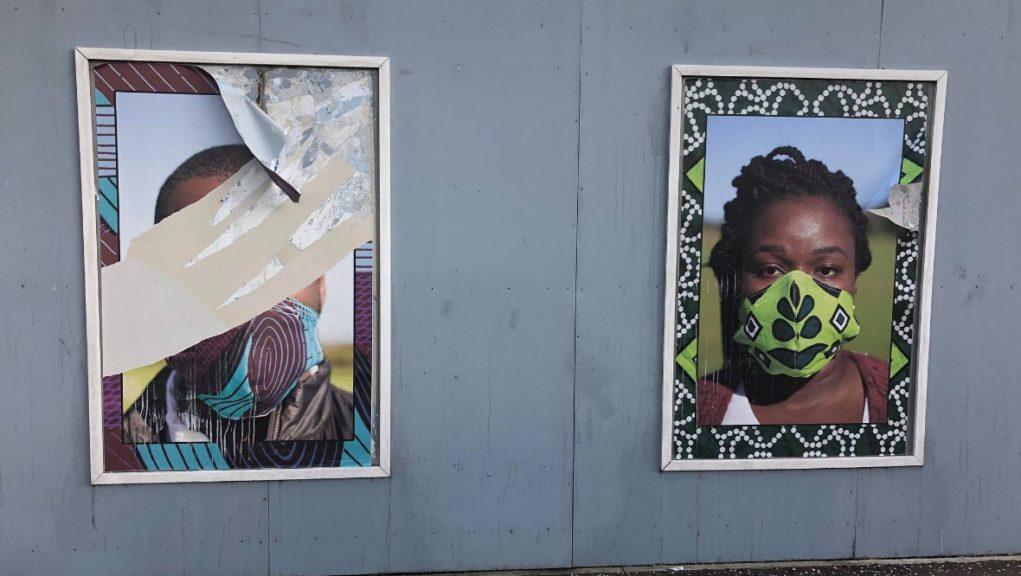 Vandalism: Dundee artworks highlight Black Lives Matter movement destroyed.