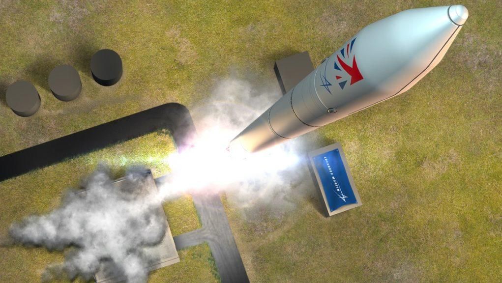Lockheed Martin: The firm will transfer its satellite launch operations to Shetland Space Centre.