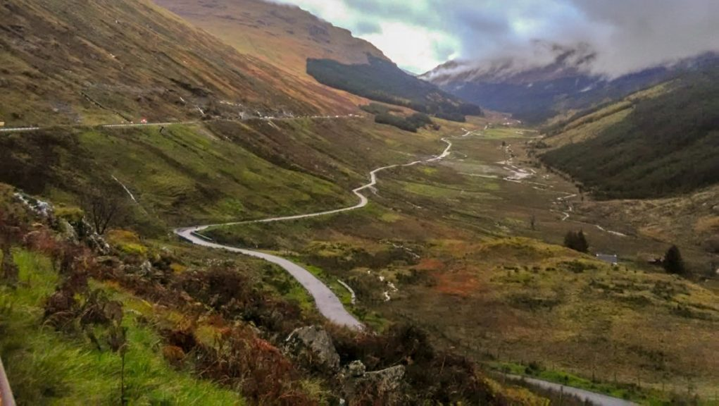 Rest and Be Thankful: A83 road reopens.