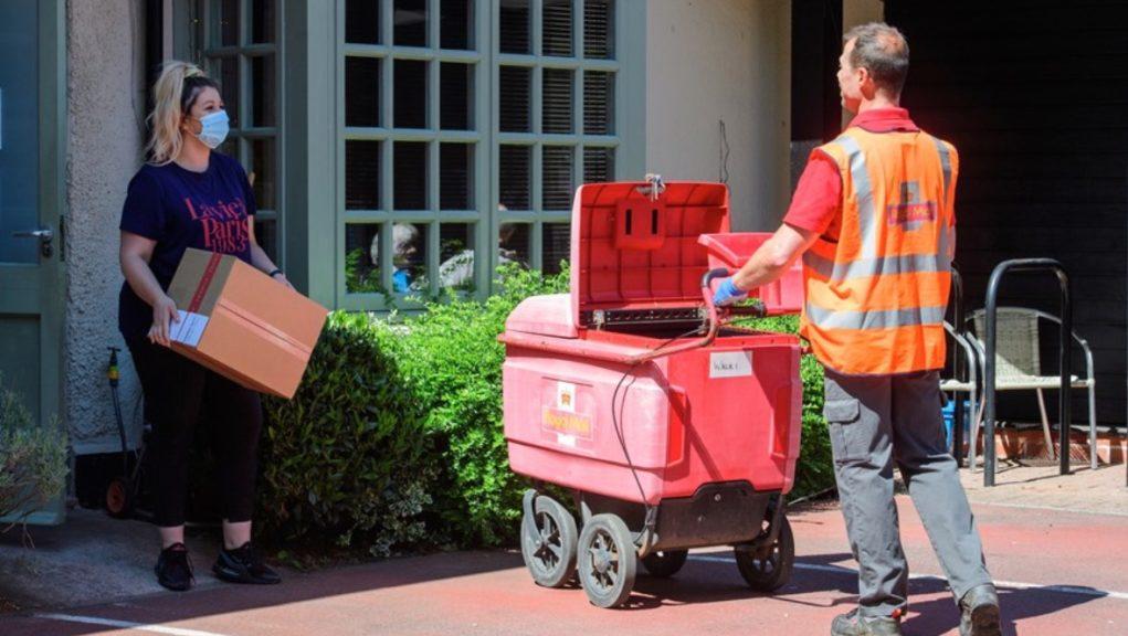 Royal Mail: The postal service is seeking temporary seasonal workers.