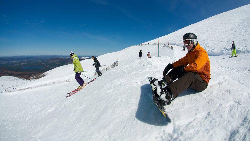 Cairngorm Mountain: The resort will close on Christmas Eve until further notice.