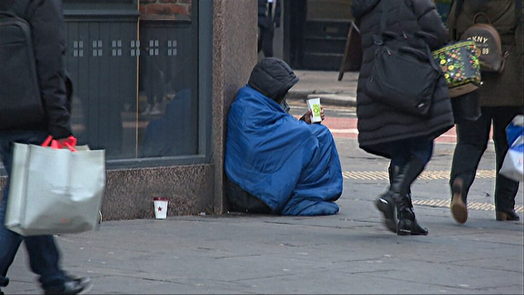 New figures show the number of people who died while homeless rose to more than 200 in 2019.