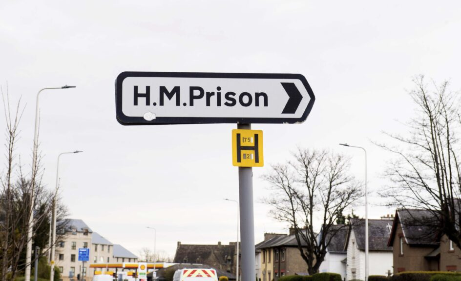 Report: Reducing prison populations stopped an 'explosion' of cases, according to the chief inspector.