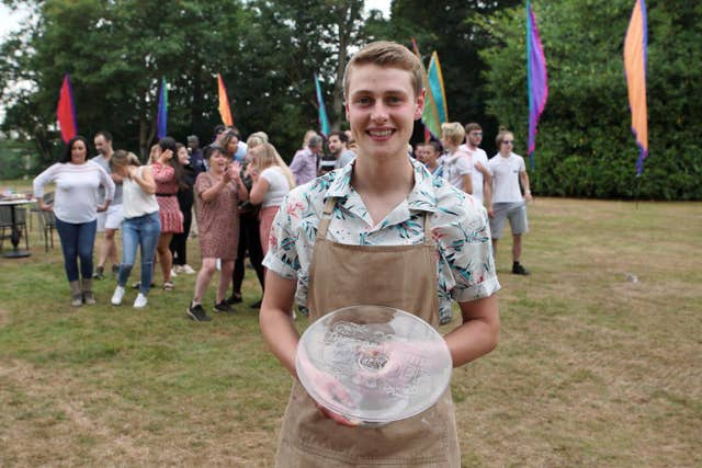 Bake Off: Win was 'an absolute dream'.