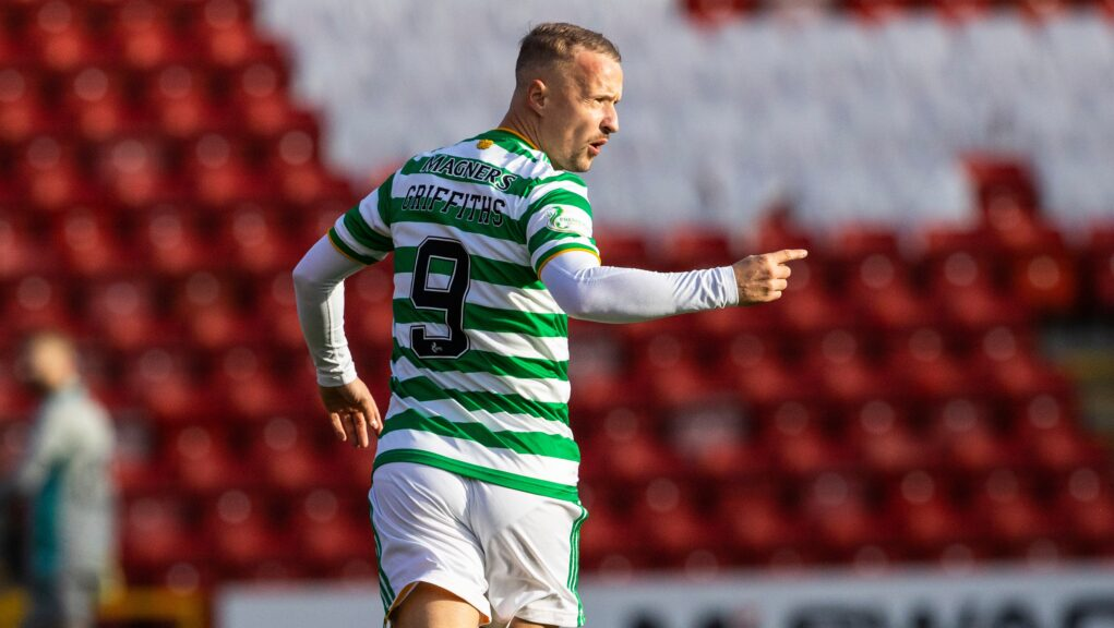 Griffiths: Hoping to work under Postecoglou at Celtic Park.