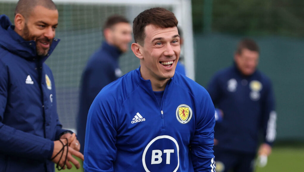 Jack helped Scotland qualify for Euro 2020.
