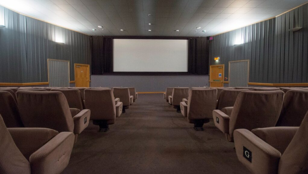 Cinema: The Belmont in Aberdeen is among the venues to receive funding.
