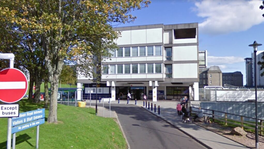 Coronavirus: 26 cases linked to Ward 109 at Aberdeen Royal Infirmary.