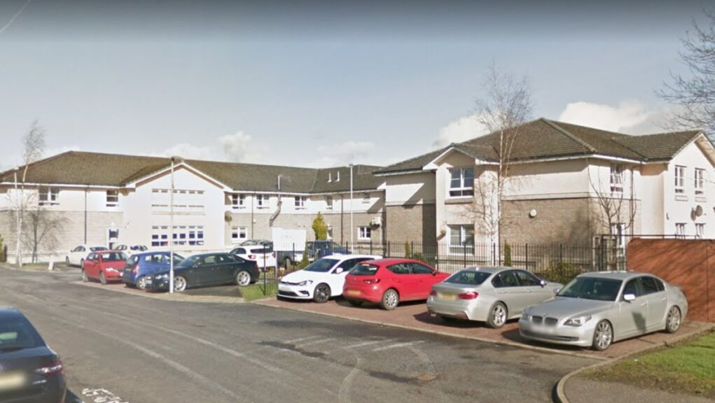 Outbreak: Caledonian Court Care Home in Larbert.