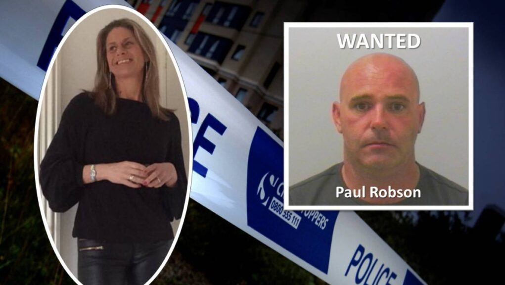 Wanted: Man thought to have travelled to Glasgow following death of woman.
