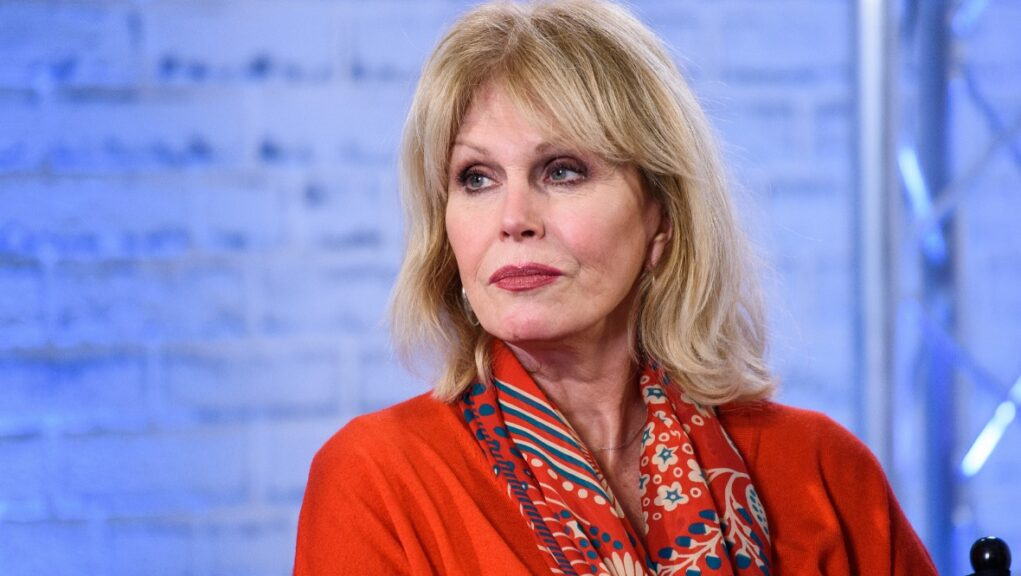 Campaign: Joanna Lumley is calling for Second World War bombs found in British waters to be burned out rather than detonated.