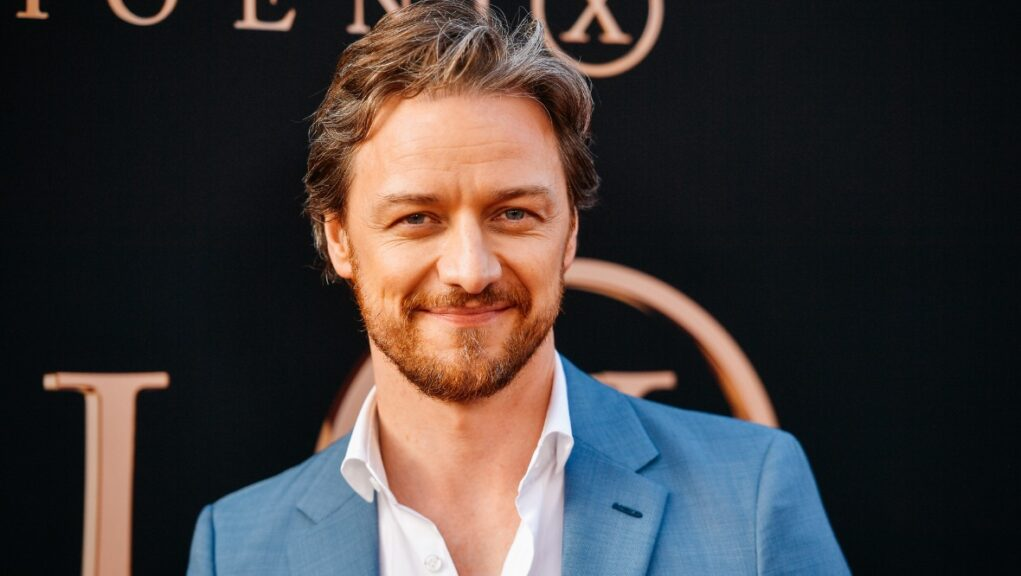 Hollywood star: James McAvoy has narrated a short film for the Royal Conservatoire of Scotland.