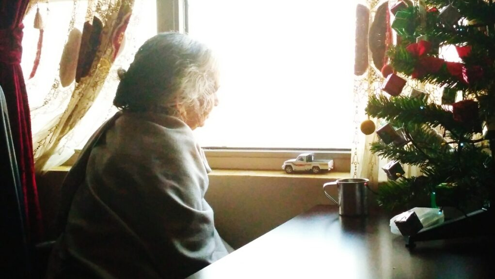 Warning: Age UK said urgent action is needed to help elderly Scots.