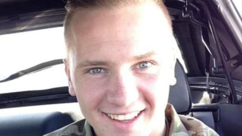 McKeague: Missing airman.