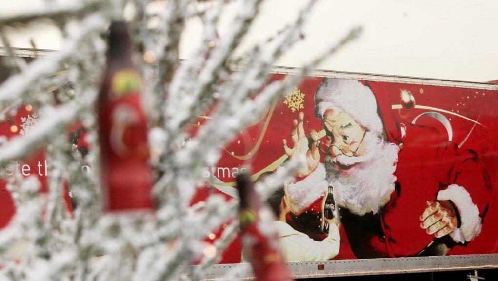 Coca-Cola: Christmas truck tour cancelled.