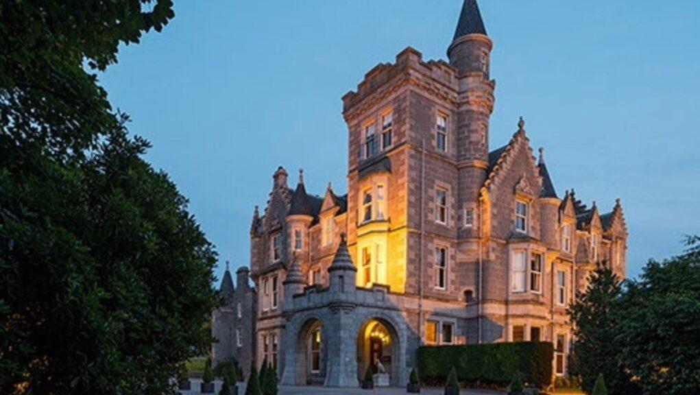 Liquidation: Aberdeen Ardoe House Hotel, Blairs.