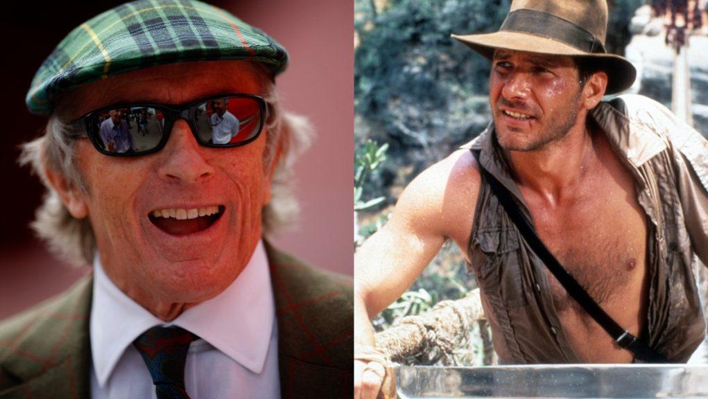 Sir Jackie Stewart says he helped Steven Spielberg get permission to film in Jordan.